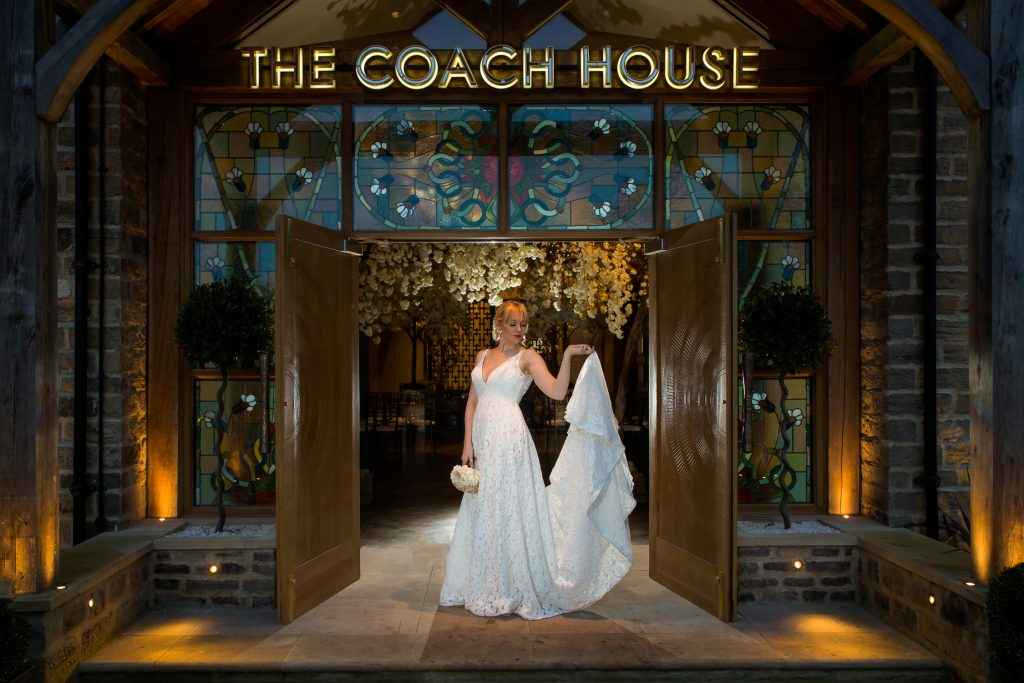 The Manor House Lindley Wedding Photographer - The Coach House - The Manor House