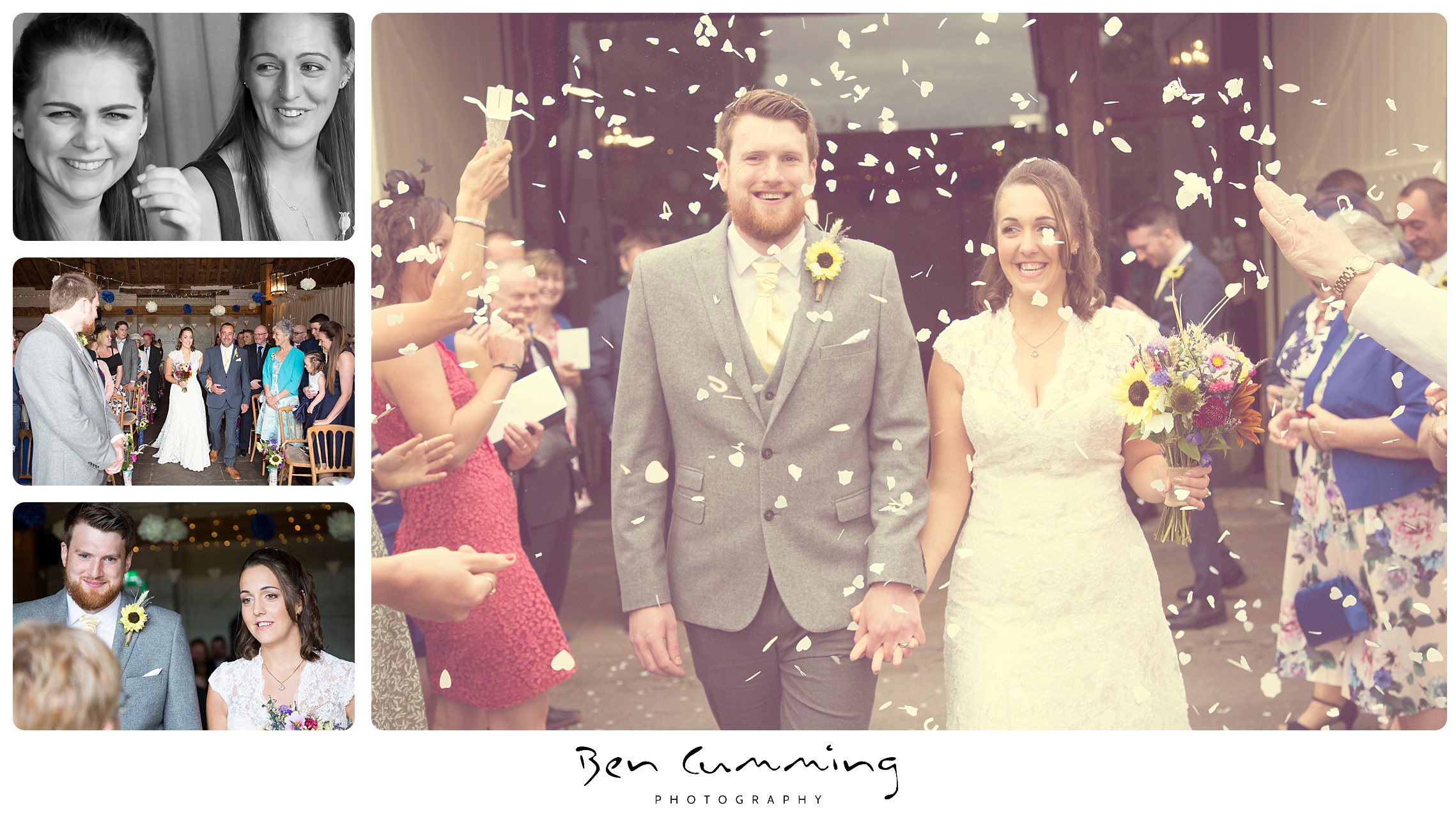 Just married | Confetti