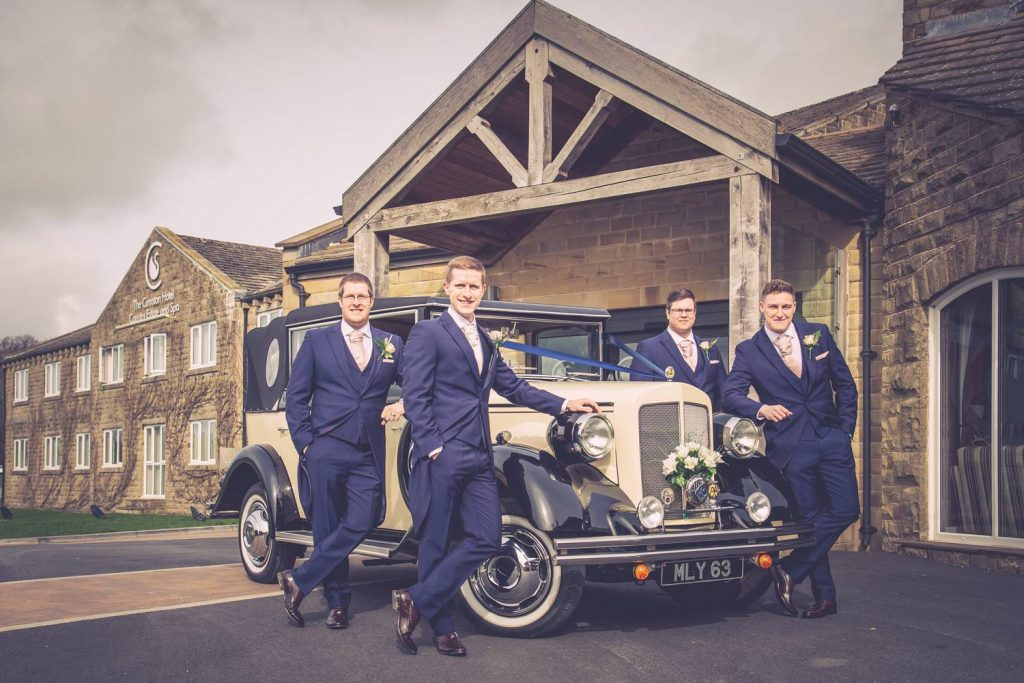 Coniston Hotel Wedding Photographer - Skipton