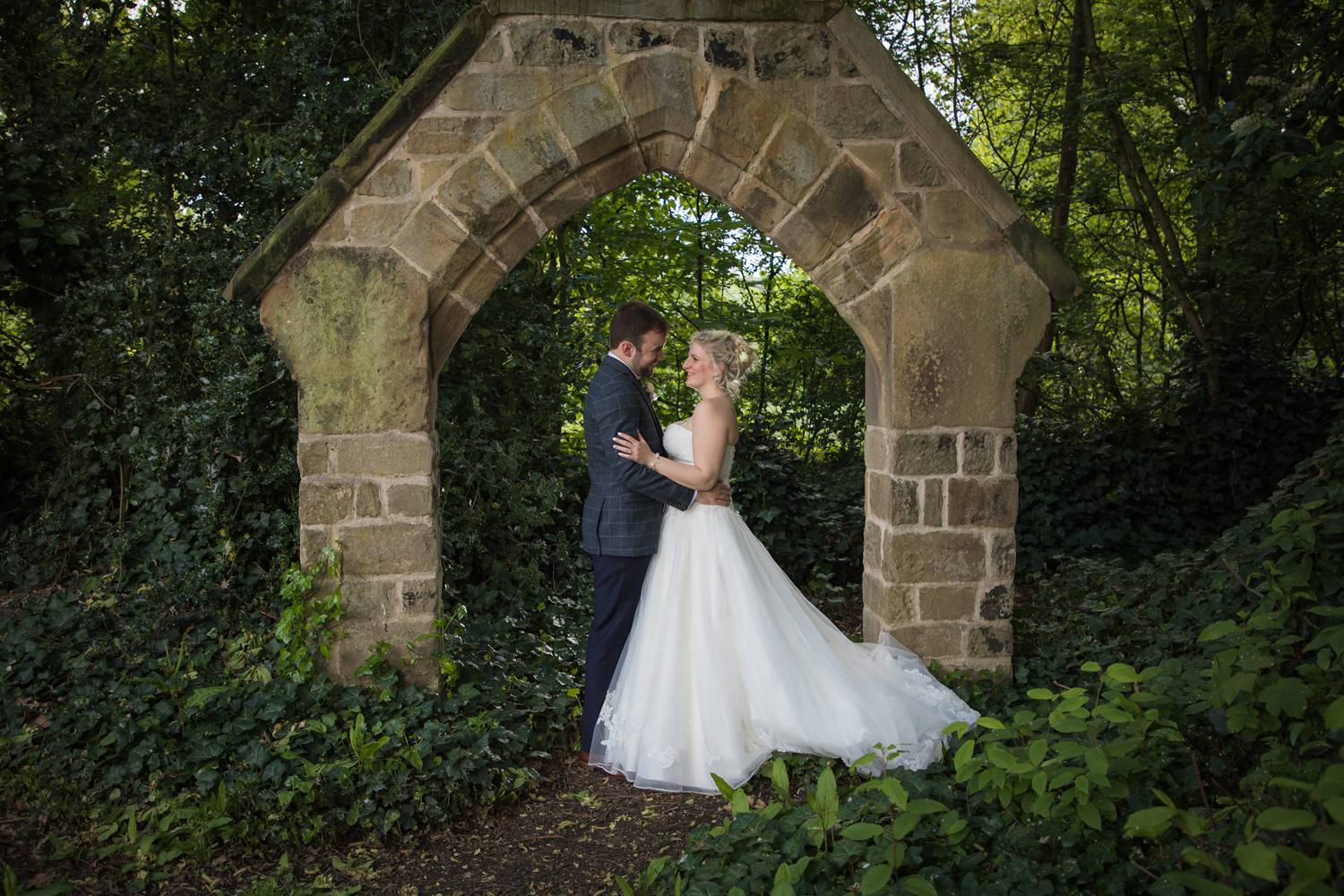 Holmfield Arms Wedding Photos
