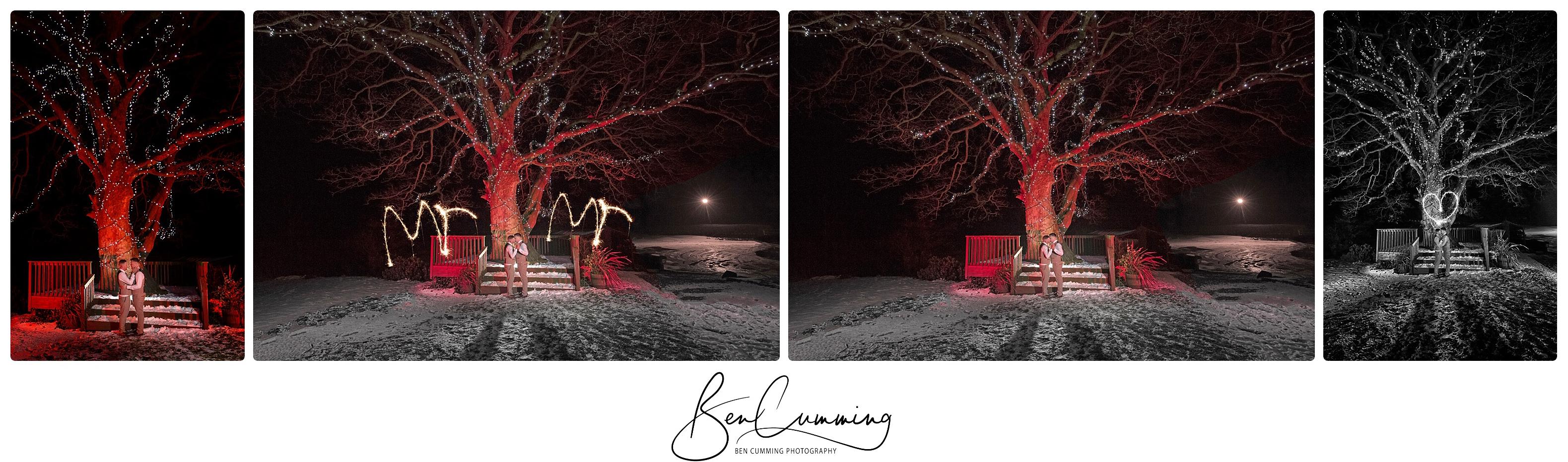 The Wedding Tree Stirk House Ben Cumming Photography