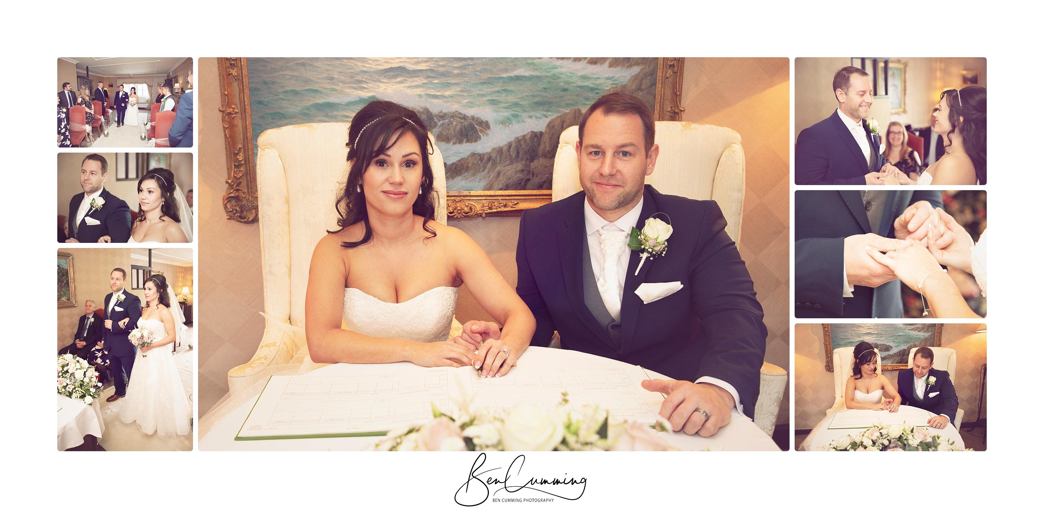 Leeds Wedding Photographer Ben Cumming Wedding Ceremony