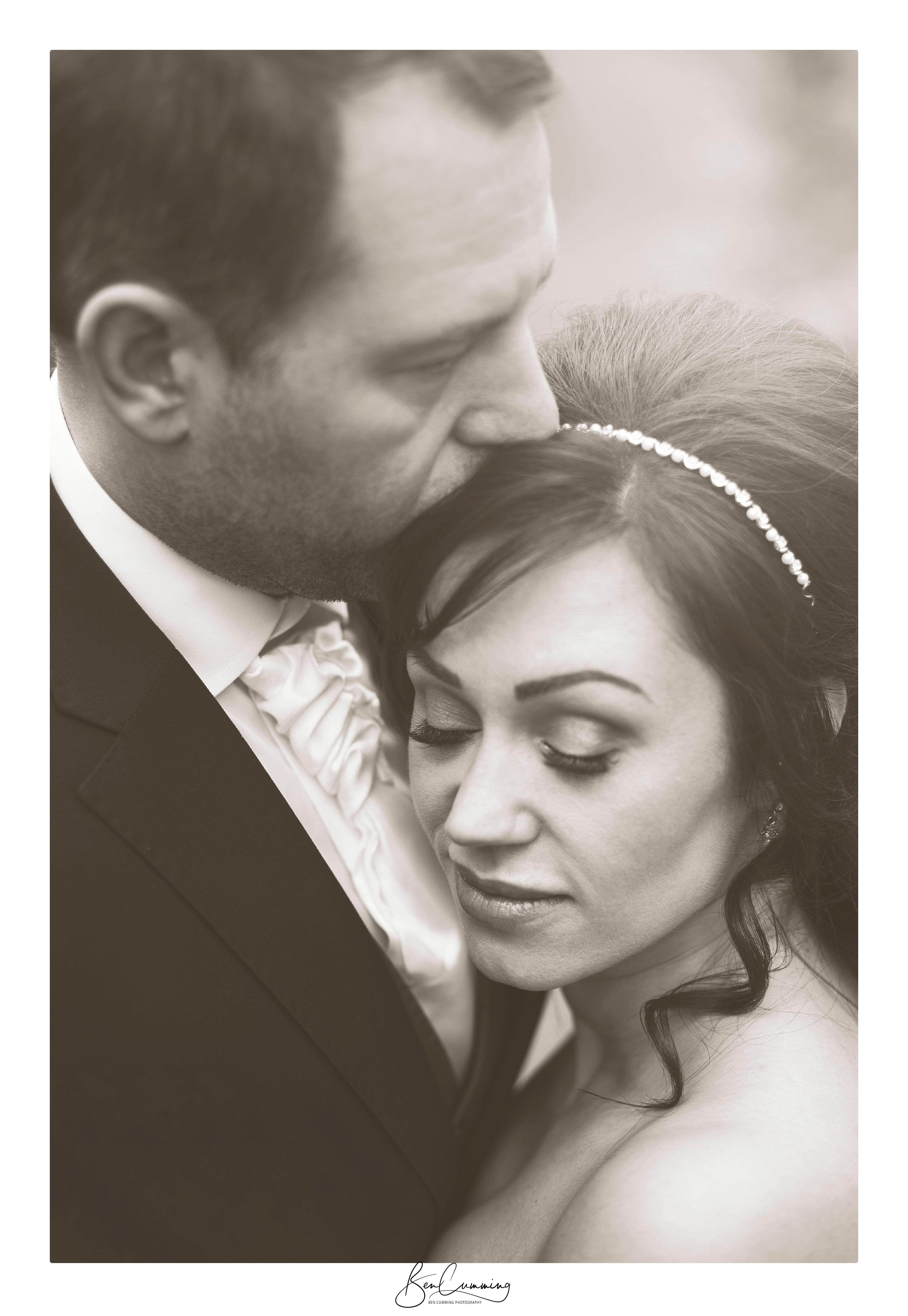 Leeds Wedding Photographer Ben Cumming Bridal Portrait