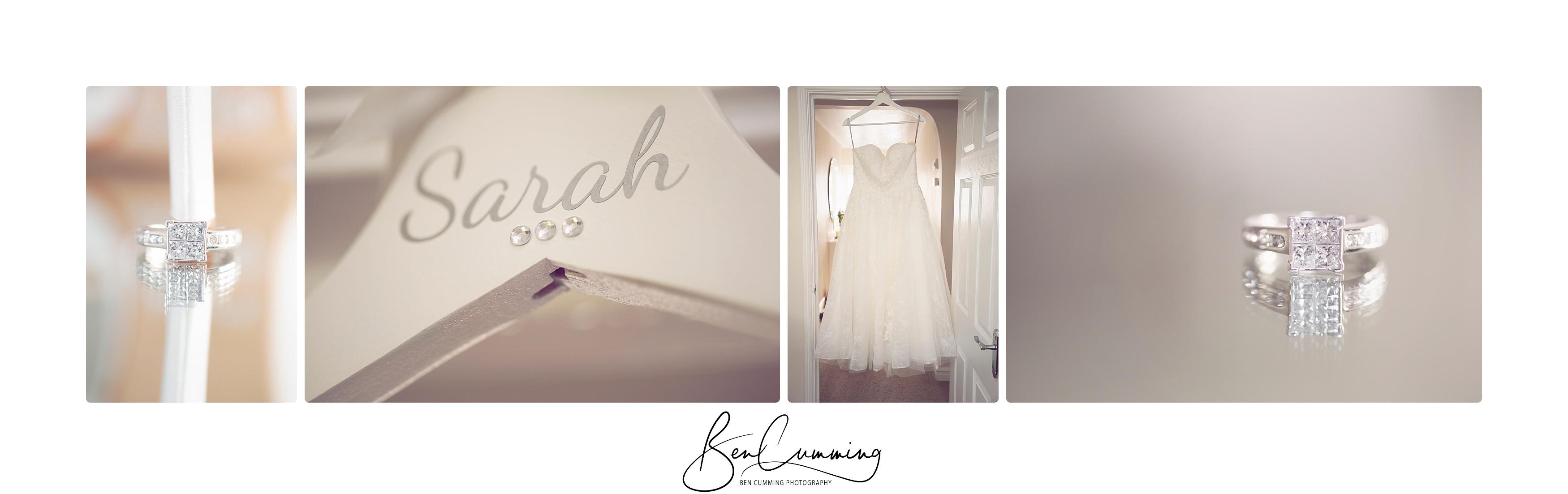 Leeds Wedding Photographer Ben Cumming Bridal Preparations