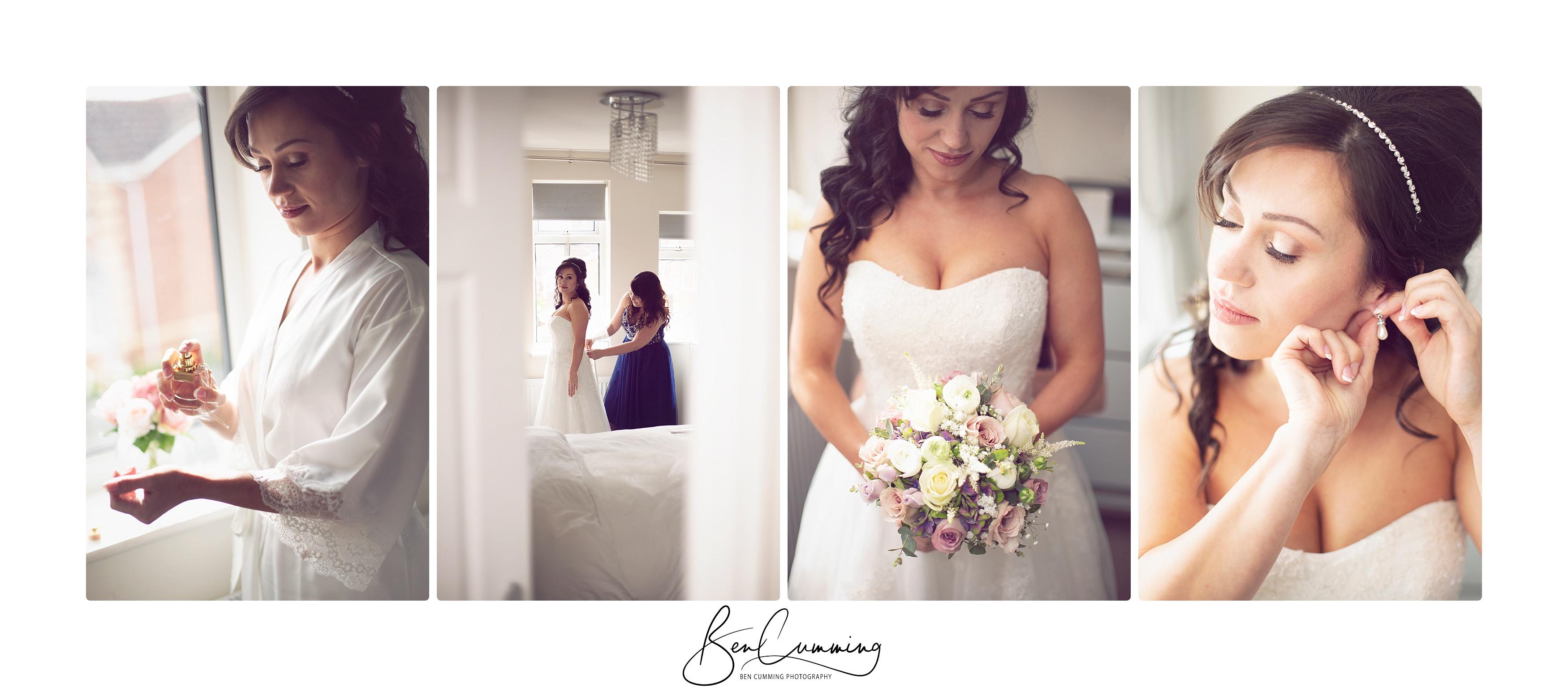 Leeds Wedding Photographer Ben Cumming Bride