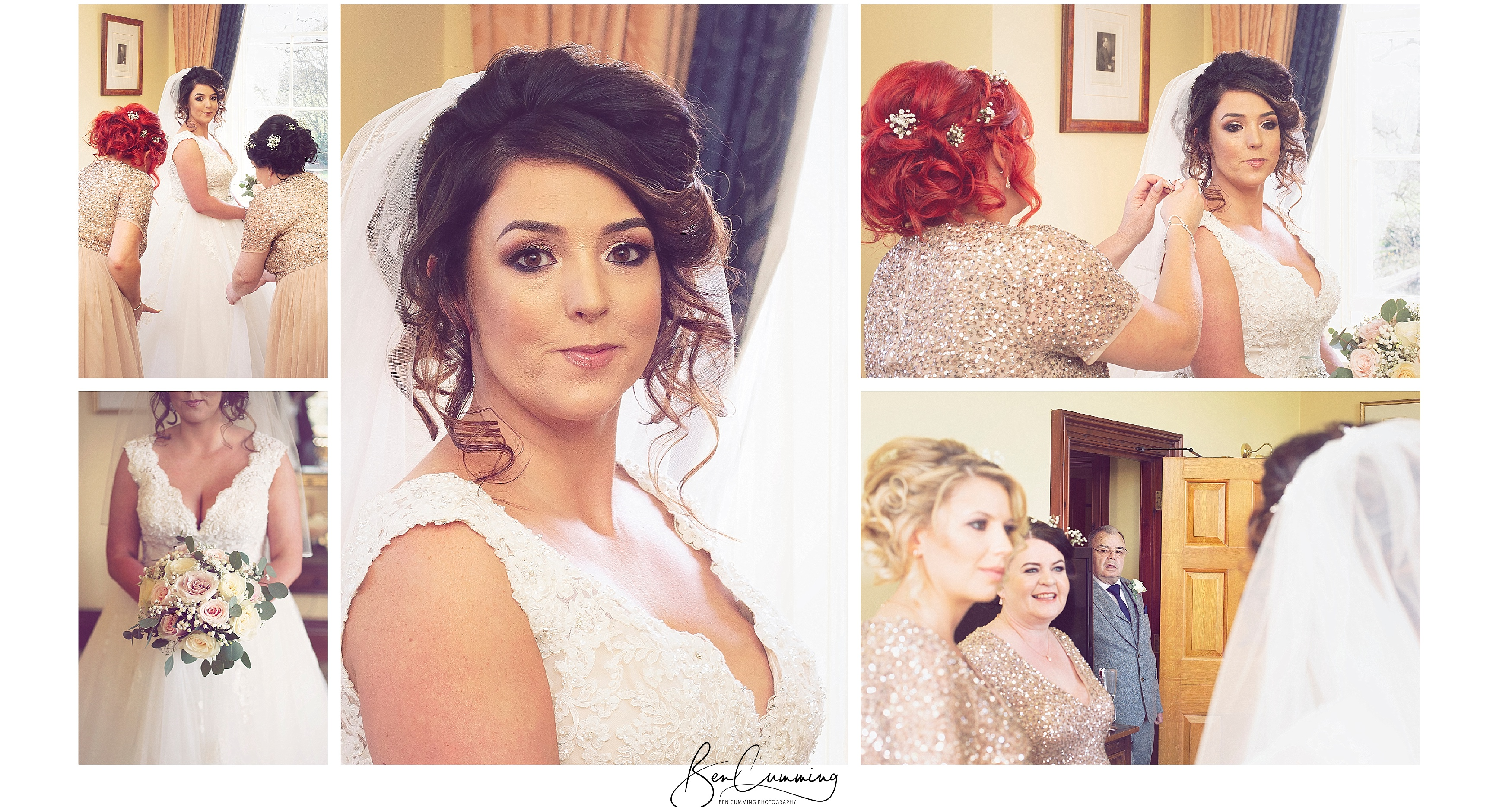 Oulton Hall Leeds Wedding Photography by Ben Cumming Photography