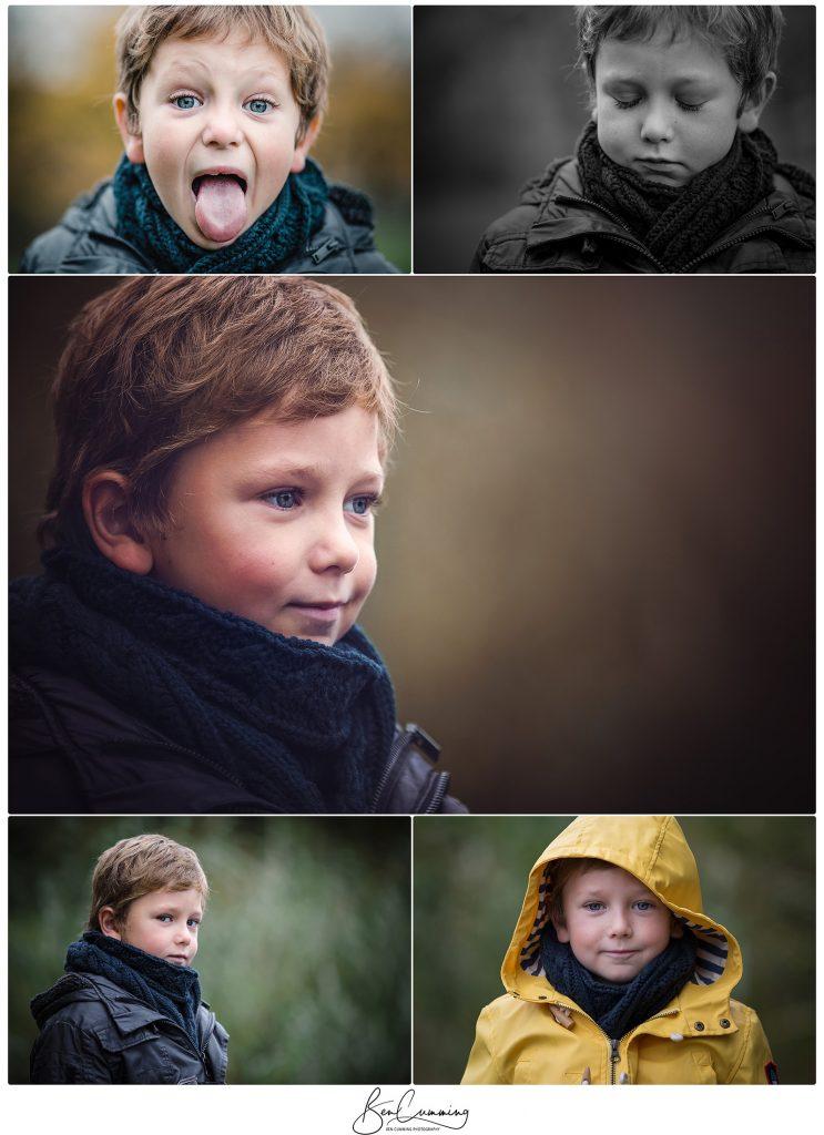 Portraits in Dewsbury