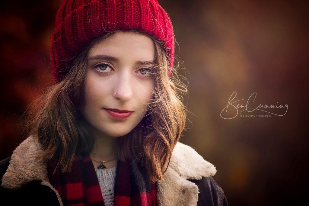 An Autumnal Portrait