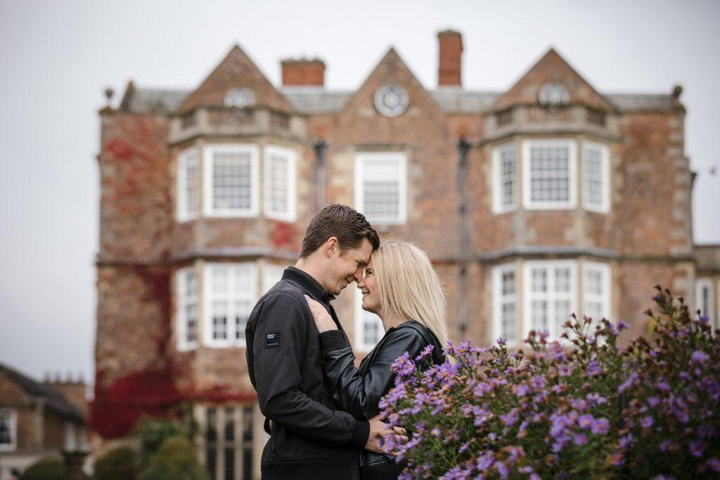 Couple at Goldsborough Hall